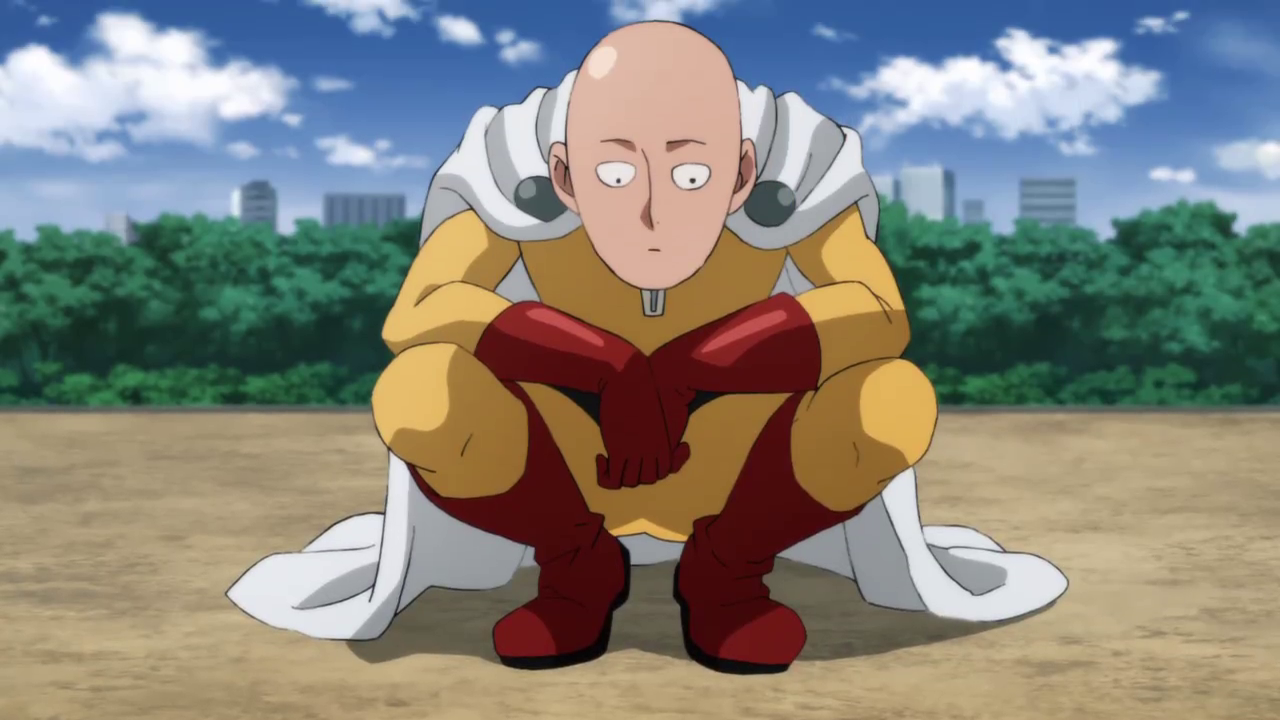 Watch One Punch Man Season 2 1 Online English Sub Dub